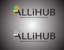 nº 268 pour Logo Design for Allihub par Robinray