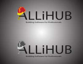 nº 265 pour Logo Design for Allihub par Robinray