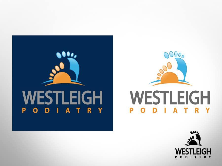 Entri Kontes #189 untukLogo Design for Westleigh Podiatry