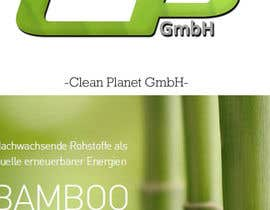 #88 for Logo Design for Clean Planet GmbH af Brinz