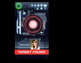 #13 for Design an App Mockup for a Futuristic Mission Impossible type interface by UniateDesigns
