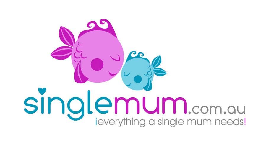 Příspěvek č. 137 do soutěže Logo Design for SingleMum.com.au