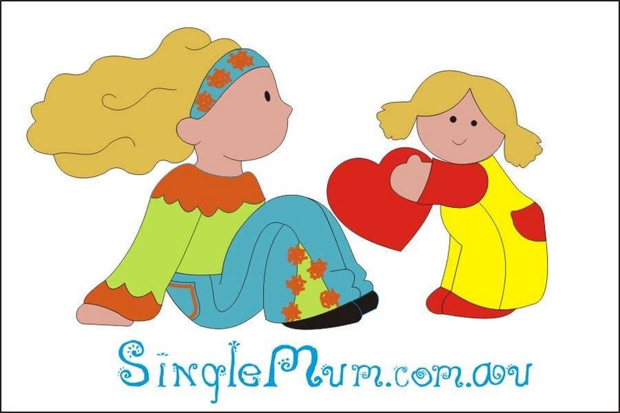 Proposta in Concorso #224 per Logo Design for SingleMum.com.au