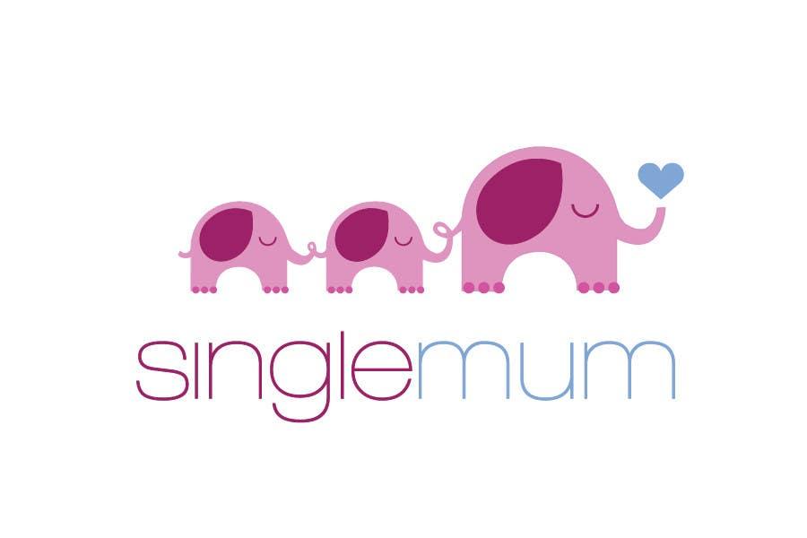 Příspěvek č. 193 do soutěže Logo Design for SingleMum.com.au
