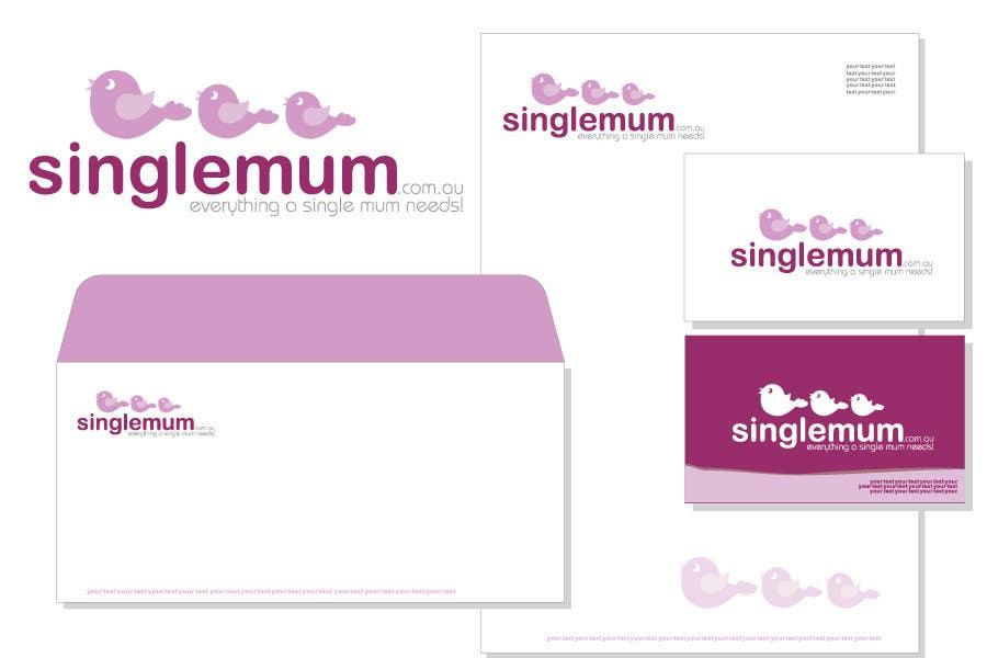 Příspěvek č. 343 do soutěže Logo Design for SingleMum.com.au