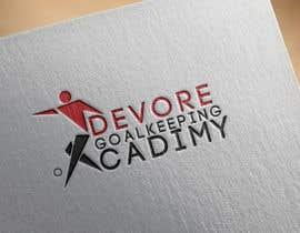 aminelatroch tarafından Devore Goalkeeping Academy için no 8