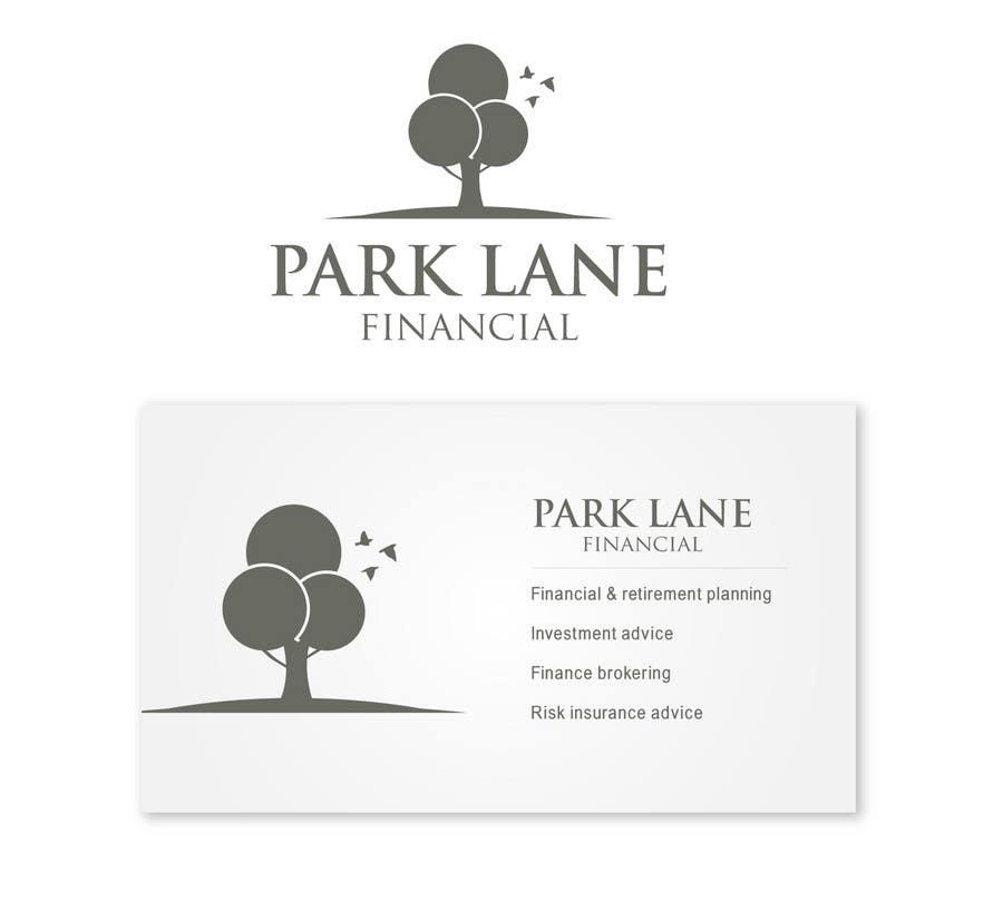 Konkurrenceindlæg #28 for Business Card Design for Park Lane Financial