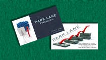 Contest Entry #41 for Business Card Design for Park Lane Financial