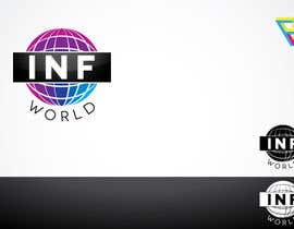 #2 para Logo Design for INF World Company por Ferrignoadv