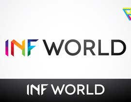 #3 para Logo Design for INF World Company por Ferrignoadv