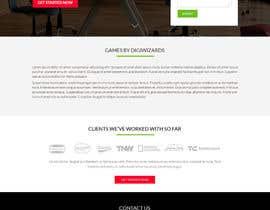 #12 untuk Build a Website's Design for a Digital Agency oleh uniqueclick