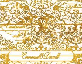 angrybird2016 tarafından Golden ticket wedding invitation için no 8