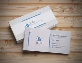 shrujalgoswami tarafından Design some business cards + logo için no 37