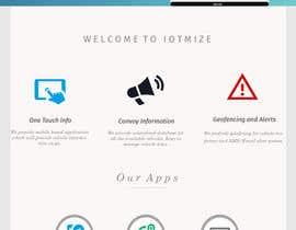 mingma1 tarafından Change Landing Page Design için no 18