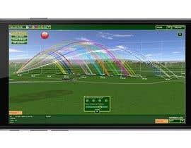 AdamRDesign tarafından golf App Mockup için no 4