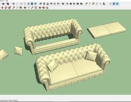 thevijayparmar tarafından Furniture F3D Modelling için no 2