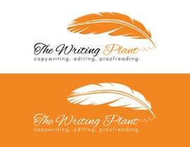 UsmanSiraj1998 tarafından Design a Logo - The Writing Plant için no 44