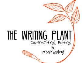 Kwoat tarafından Design a Logo - The Writing Plant için no 71