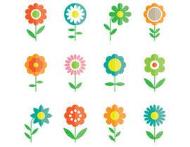 #38 for Infographic about Flowers af narendrapatil123
