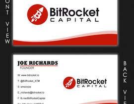 gregalbertcalub tarafından Design some Business Cards for Bitcoin company için no 21