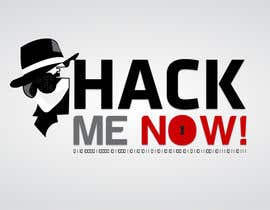 #261 para Logo Design for Hack me NOW! por Clacels