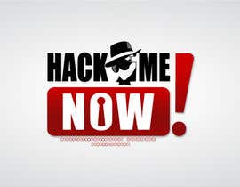#380 para Logo Design for Hack me NOW! por Clacels