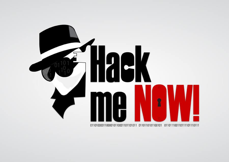 Contest Entry #201 for Logo Design for Hack me NOW!