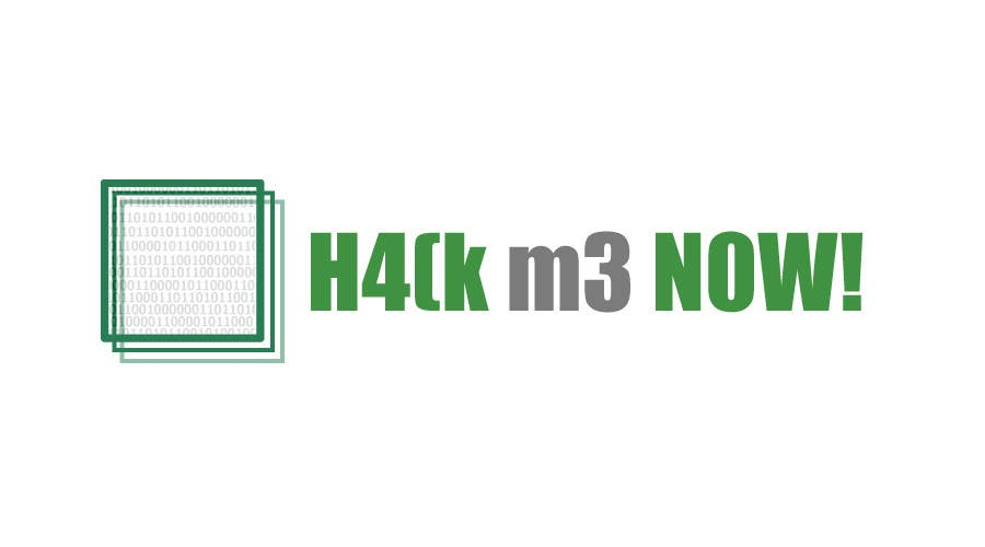 Contest Entry #88 for Logo Design for Hack me NOW!