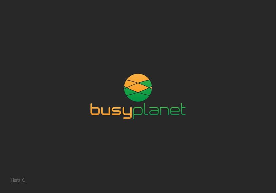 Конкурсная заявка №49 для Logo Design for BusyPlanet
