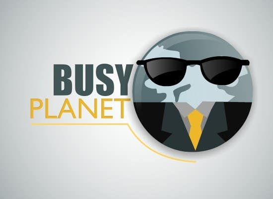 Contest Entry #                                        29                                      for                                         Logo Design for BusyPlanet