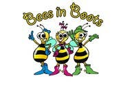 Graphic Design Contest Entry #63 for Bees in Boots Logo Design