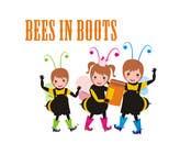 Graphic Design Inscrição do Concurso Nº71 para Bees in Boots Logo Design