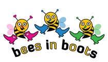 Graphic Design Inscrição do Concurso Nº21 para Bees in Boots Logo Design