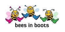 Graphic Design Inscrição do Concurso Nº35 para Bees in Boots Logo Design