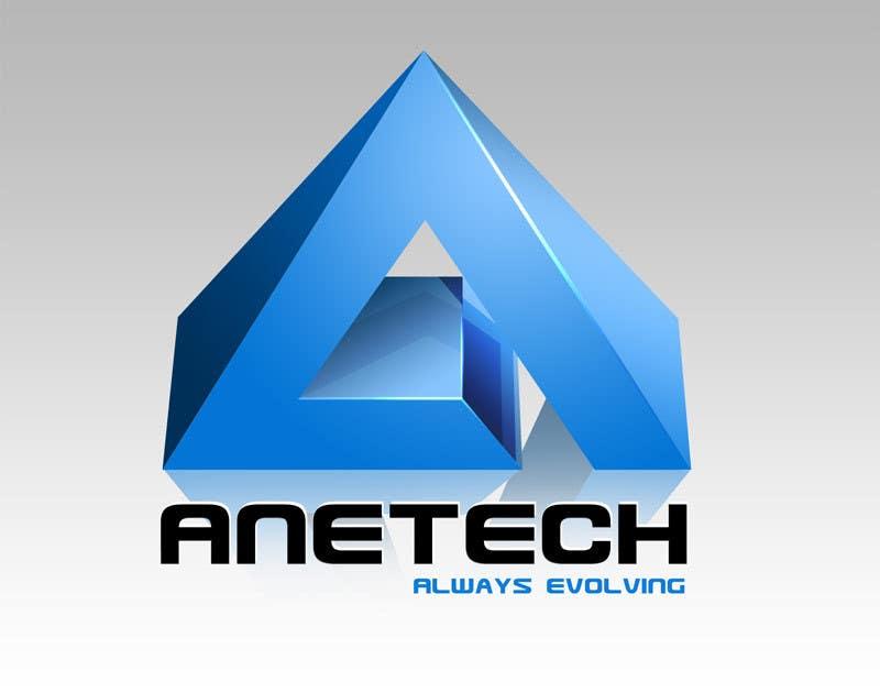 Конкурсная заявка №540 для Logo Design for Anetech