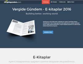 houdinia tarafından Design a single page using only HTML and Javascript için no 1