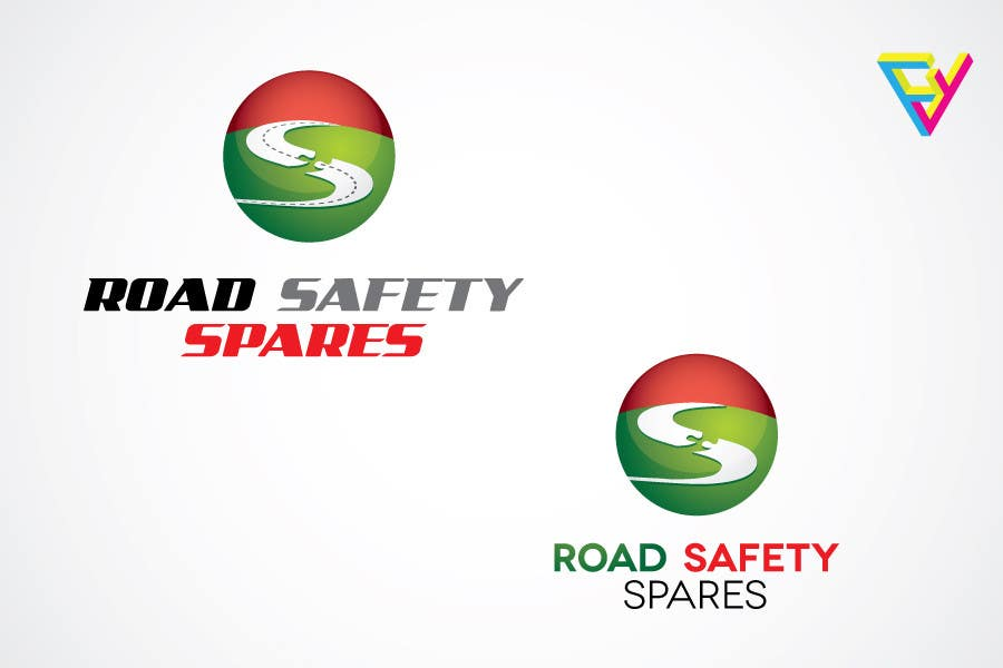 #52 for Logo Design for Road Safety Spares by Ferrignoadv