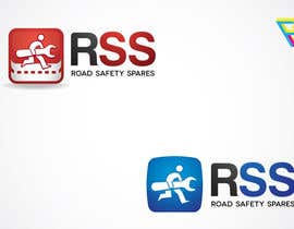 nº 74 pour Logo Design for Road Safety Spares par Ferrignoadv