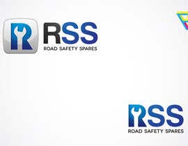 #74 para Logo Design for Road Safety Spares por Ferrignoadv
