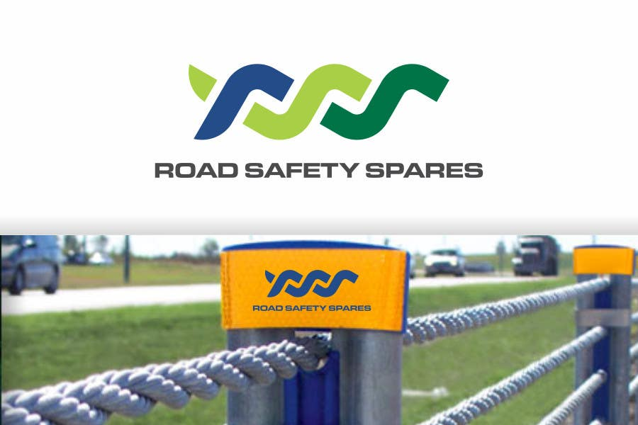 Entri Kontes #126 untukLogo Design for Road Safety Spares