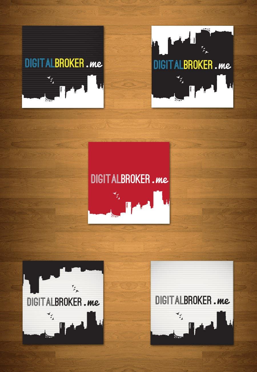 Contest Entry #                                        51                                      for                                         Graphic Design for DigitalBroker.me