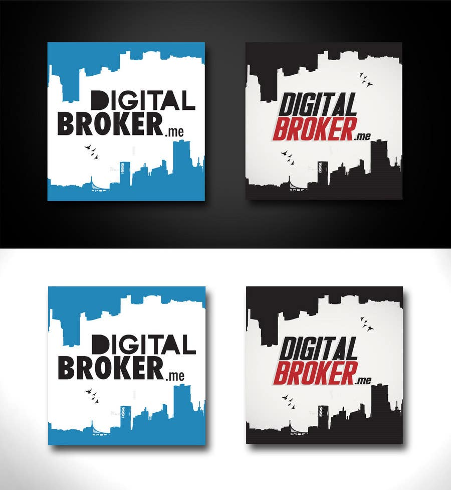 Конкурсная заявка №68 для Graphic Design for DigitalBroker.me