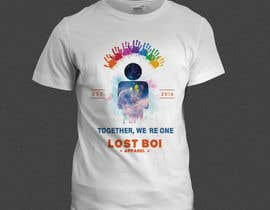 sumonaafroje27 tarafından Design T-Shirts For New LGBTQA+ Apparel Company için no 12