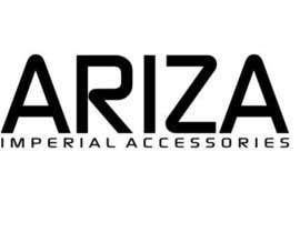 #105 untuk Logo Design for ARIZA IMPERIAL (all Capital Letters) oleh strainer