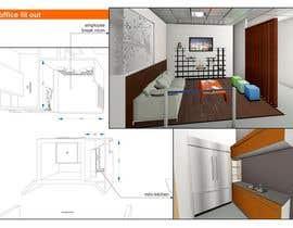 suryaimelanda tarafından Office fit out (total project budget is 1000$) için no 15