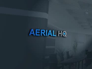 miziworld tarafından Aerial HQ - Logo Design Contest için no 34