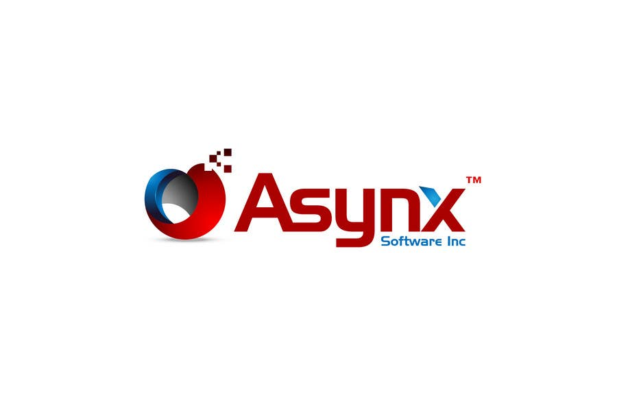 Contest Entry #                                        72                                      for                                         Logo Design for Asynx Software Inc