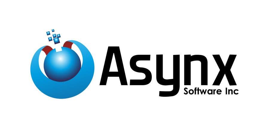 Inscrição nº                                         137                                      do Concurso para                                         Logo Design for Asynx Software Inc