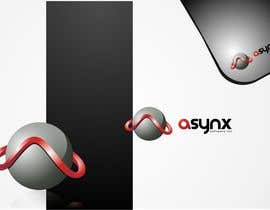 nº 119 pour Logo Design for Asynx Software Inc par bilhillart