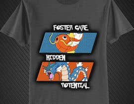goed tarafından Graphic Design for Foster Care T-Shirt için no 28